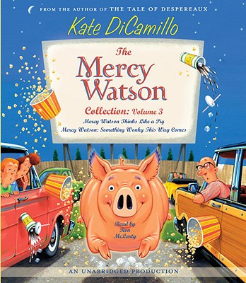 [CD] The Mercy Watson Collection By DiCamillo, Kate/ McLarty, Ron (NRT)